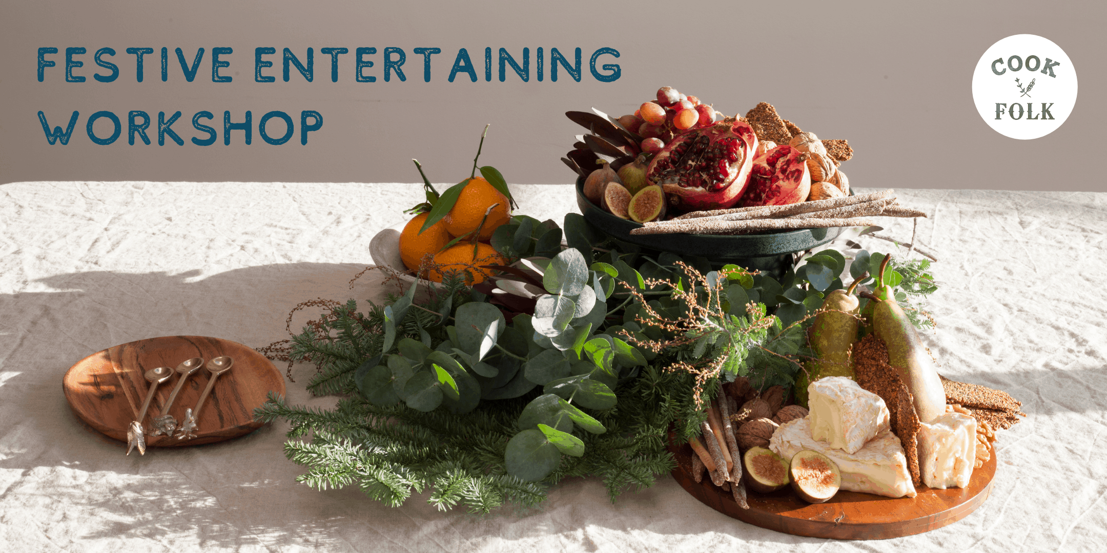 Festive Entertaining Cooking Workshop